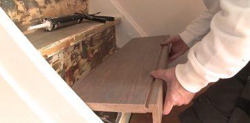 Trap renoveren: schakel de hulp in van een traprenovatie expert